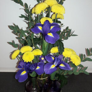 Fresh Flowers Arrangement-1004