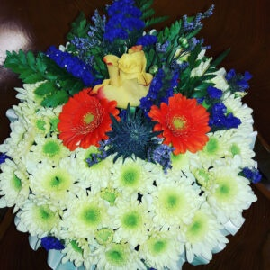 Fresh Flowers Arrangement-1005