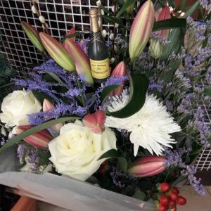 Fresh Flowers Bouquet-CAIA