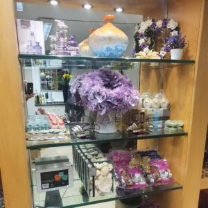 Picture of goods in shop